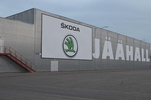 Premiast sai Škoda