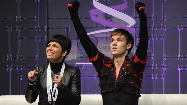 Uisuliidu aasta parimad – Viktor ja Anna